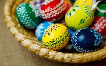 Traditional Easter Eggs 201756